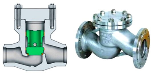Piston Check valve Theory