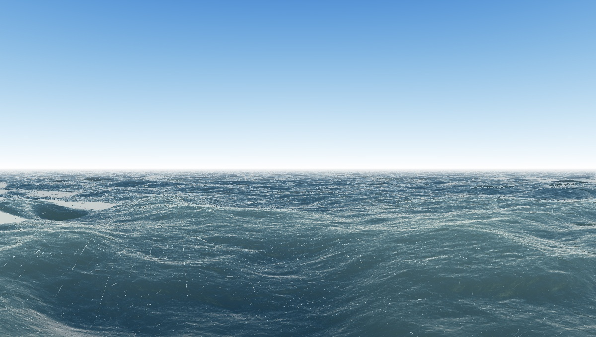 Demo image: Water Shader