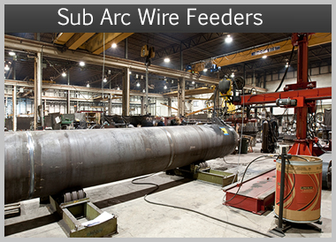 Sub Arc Wire Feeders