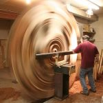 Работа на токарном станке по дереву – тонкости самостоятельного вытачивания изделий на станке